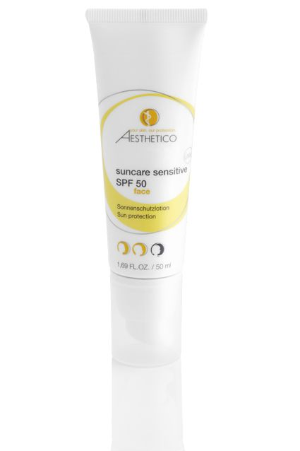 Aesthetico Aesthetico suncare sensitive SPF 50 50ml