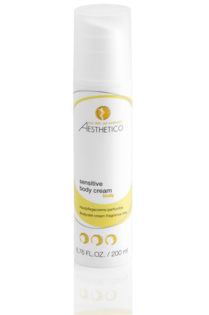 Aesthetico Aesthetico Sensitive Body cream 200ml