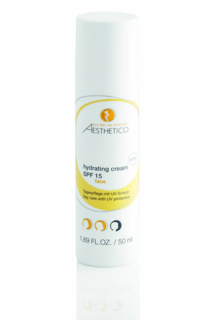 Aesthetico Aesthetico hydrating cream SPF 15 50ml