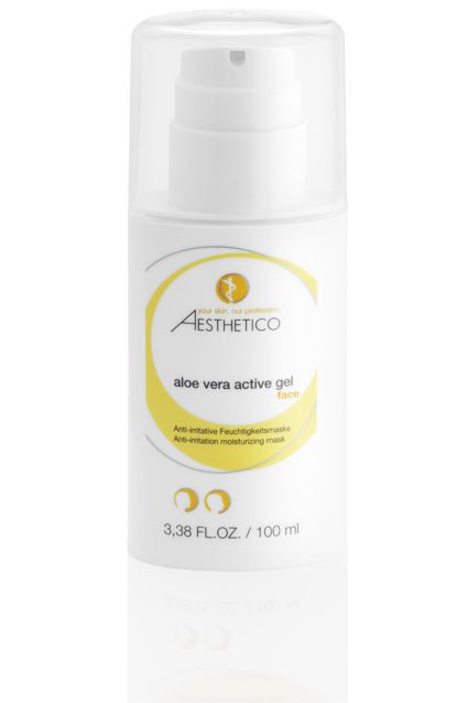 Aesthetico Aesthetico Aloe Vera Active Gel 100ml