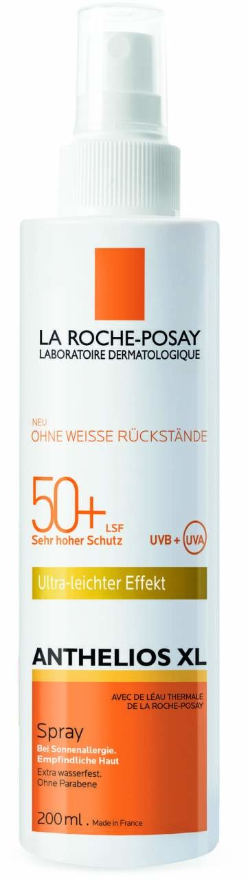 La Roche LA ROCHE POSAY Anthelios XL Ultra-light spray SPF50+ 200ml