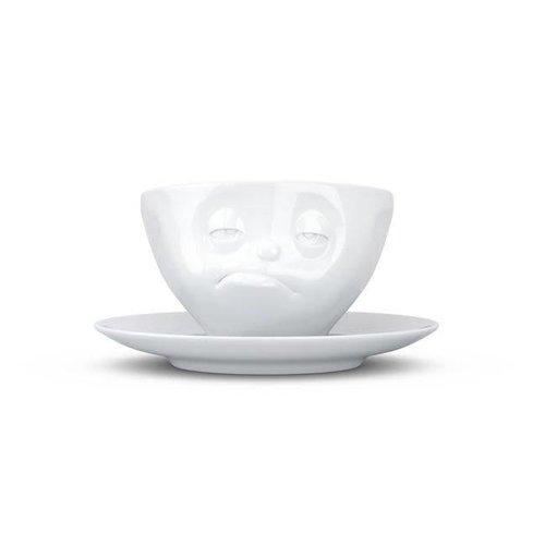 Tassen - kop en schotel - snoezelig