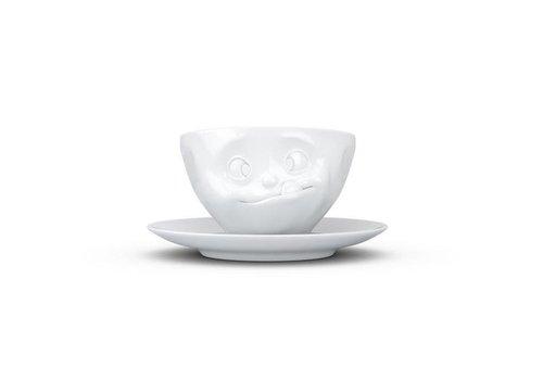Tassen Tassen - kop en schotel - lekker