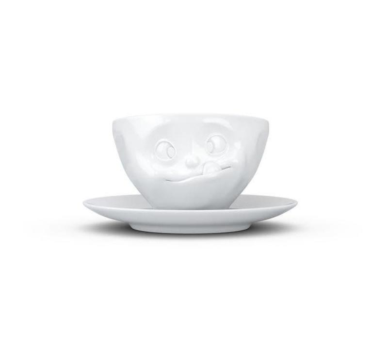 Tassen - kop en schotel - lekker