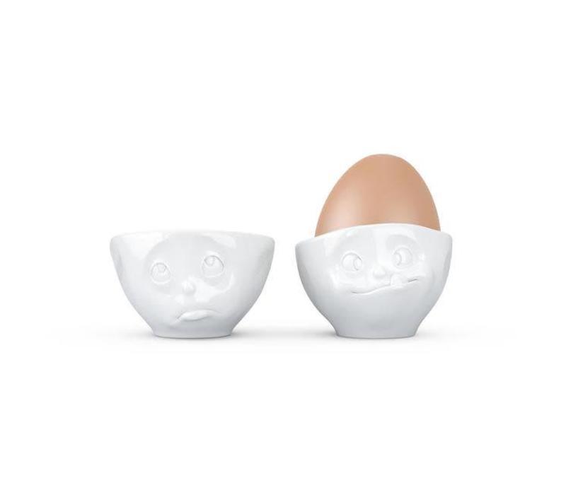 Tassen - eierdopjes - pruillip & lekker