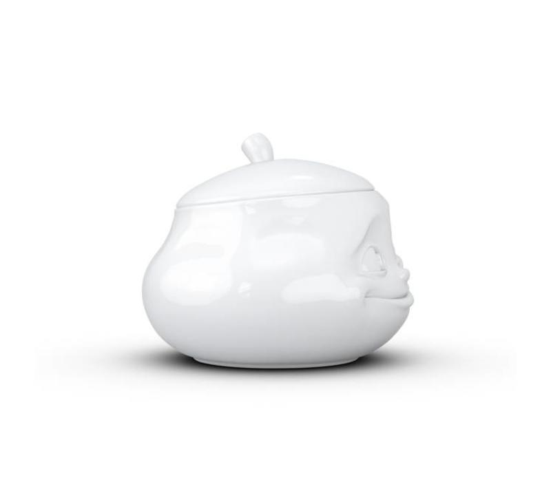 Tassen - suikerpot - lief