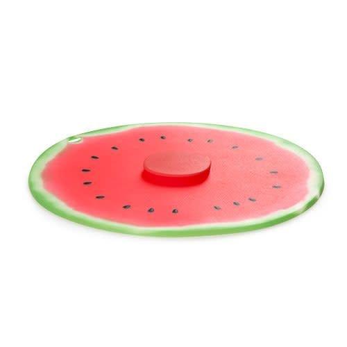 Charles Viancin - siliconen deksel - watermelon (28 cm.)