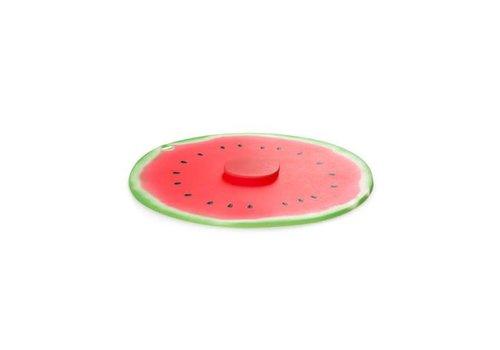 Charles Viancin Charles Viancin - siliconen deksel - watermelon (23 cm.)