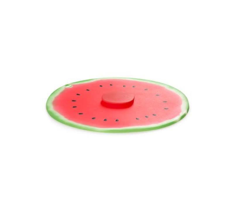 Charles Viancin - siliconen deksel - watermelon (23 cm.)
