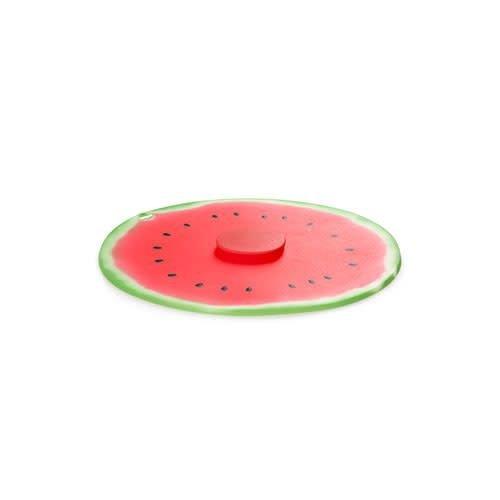 Charles Viancin - siliconen deksel - watermelon (20 cm.)