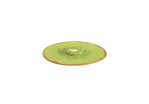 Charles Viancin Charles Viancin - siliconen deksel - kiwi (20 cm.)