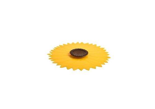 Charles Viancin Charles Viancin - siliconen deksel - sunflower (20 cm.)