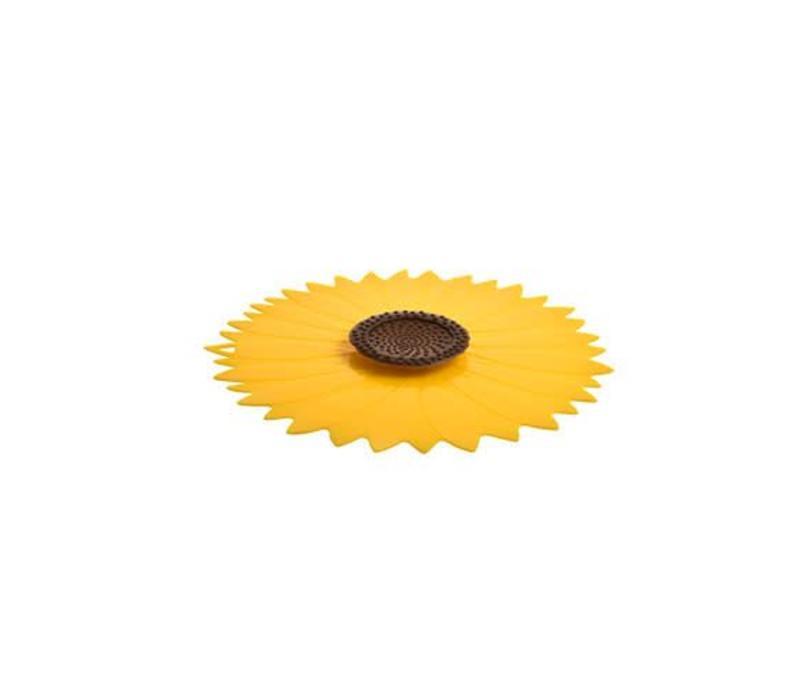 Charles Viancin - siliconen deksel - sunflower (20 cm.)