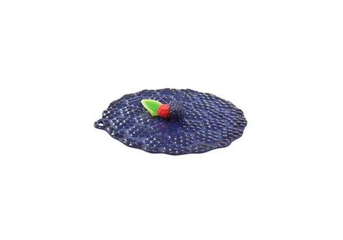 Charles Viancin Charles Viancin - siliconen deksel - blackberry (20 cm.)