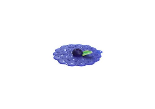 Charles Viancin Charles Viancin - siliconen deksel - blueberry (15 cm.)
