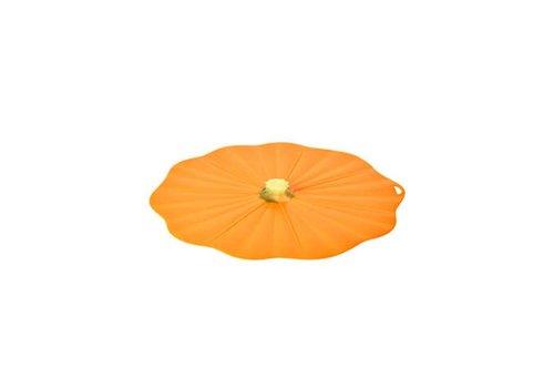 Charles Viancin Charles Viancin - siliconen deksel - pumpkin (23 cm.)