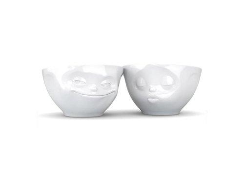 Tassen Tassen - kommen 200 ml - grijns & kus