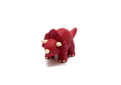 Best Years - bijtspeeltje - triceratops
