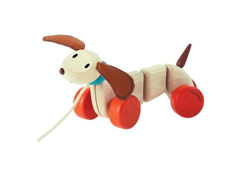 Plan Toys Plan Toys - trekdier - teckel