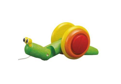 Plan Toys Plan Toys - trekdier - slak