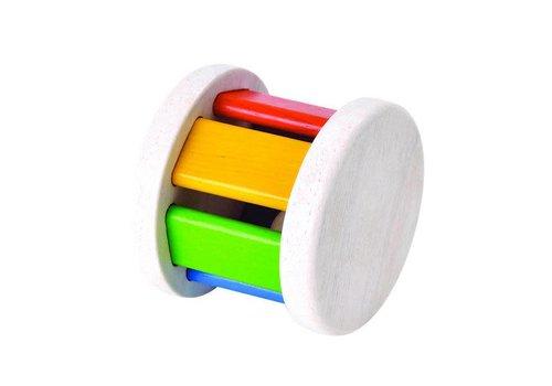 Plan Toys Plan Toys - roller - regenboog