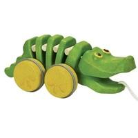 Plan Toys - trekdier - krokodil