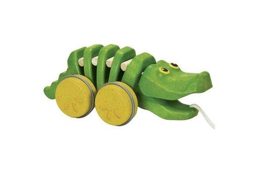 Plan Toys Plan Toys - trekdier - krokodil