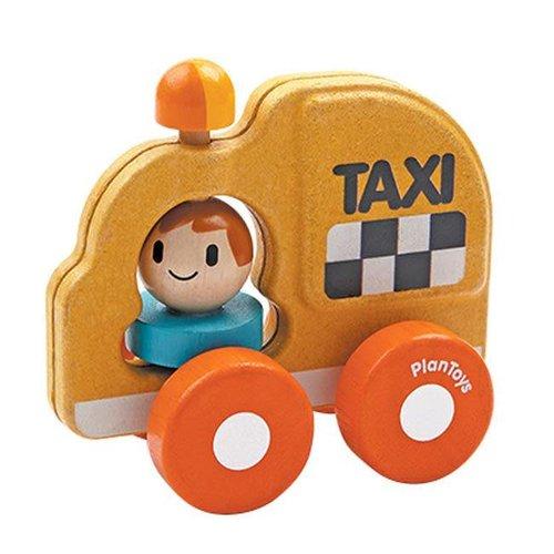 Plan Toys - taxi