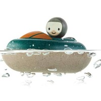 Plan Toys - waterspeelgoed - speedboat