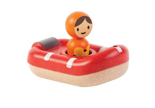 Plan Toys Plan Toys - waterspeelgoed - kustwacht