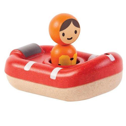 Plan Toys - waterspeelgoed - kustwacht