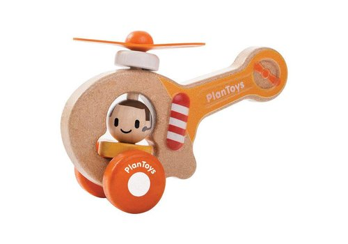 Plan Toys Plan Toys - helicopter