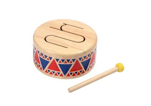 Plan Toys Plan Toys - houten trommel
