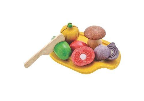 Plan Toys Plan Toys - snijset - groente