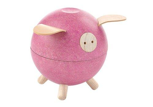 Plan Toys Plan Toys - spaarpot - roze