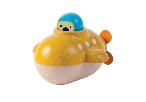 Plan Toys Plan Toys - waterspeelgoed - onderzeeer