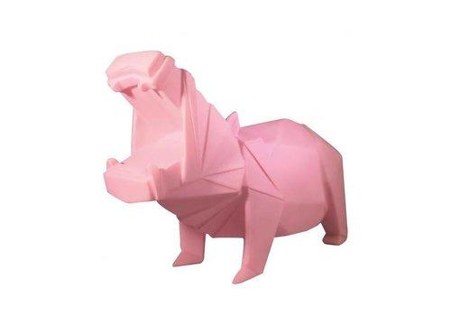House of Disaster House of Disaster - lamp origami - nijlpaard