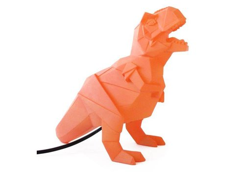 House of Disaster House of Disaster - lamp origami - t-rex