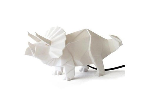 House of Disaster House of Disaster - lamp origami - triceratops