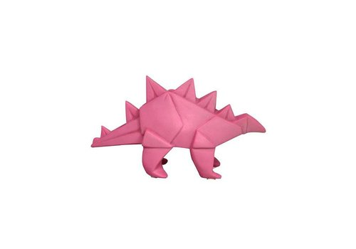 House of Disaster House of Disaster - mini-lamp origami - roze dino