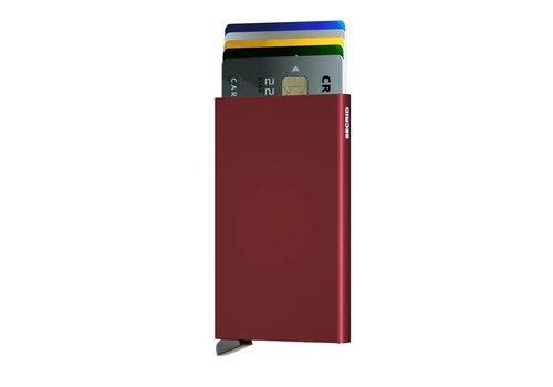 Secrid Secrid - cardprotector - bordeaux