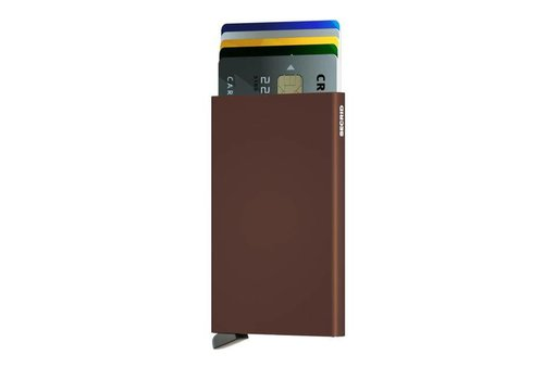 Secrid Secrid - cardprotector - brown