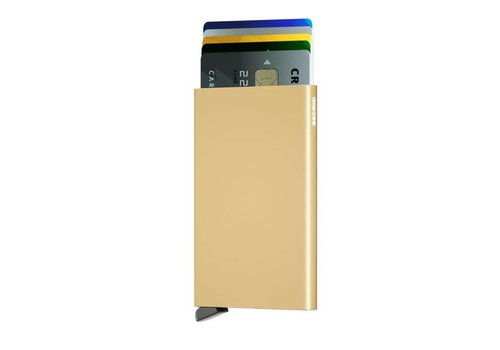 Secrid Secrid - cardprotector - gold