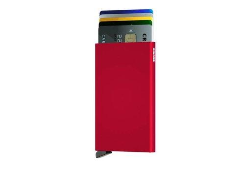 Secrid Secrid - cardprotector - red