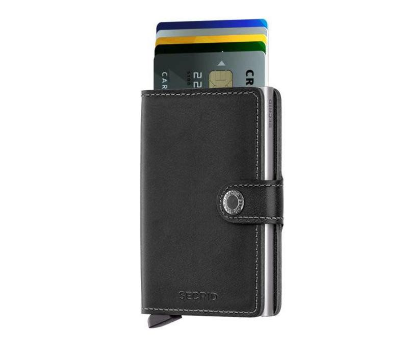 Secrid - miniwallet - black