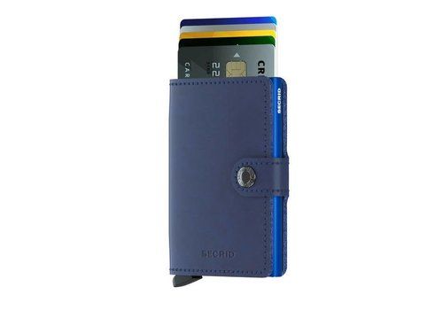 Secrid Secrid - miniwallet - navy blue