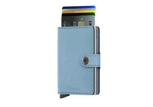 Secrid Secrid - miniwallet mat - blue