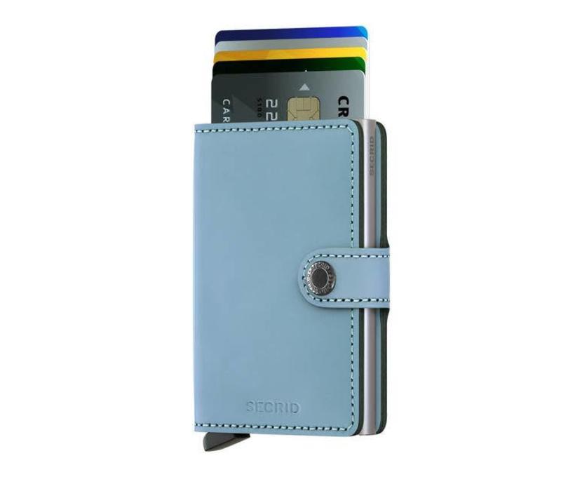 Secrid - miniwallet matte - blue