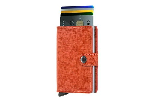Secrid Secrid - miniwallet crisple - orange