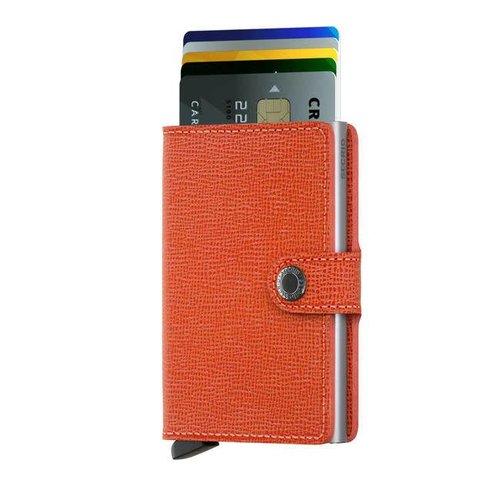 Secrid - miniwallet crisple - orange